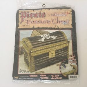 COPY - ✅ Inflatable Pirate Treasure Chest NWT